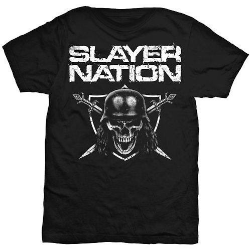 Slayer - Slayer Nation (tricou unisex)