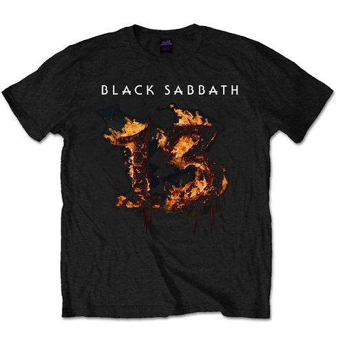 Black Sabbath - 13 New Album (tricou unisex)