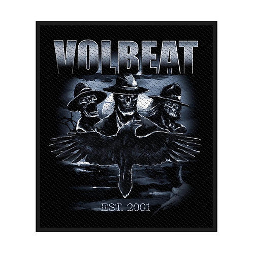 Volbeat - Outlaw Raven (patch)
