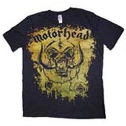 Motorhead - Acid Splatter (tricou unisex)