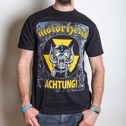 Motorhead- Achtung! (tricou unisex)