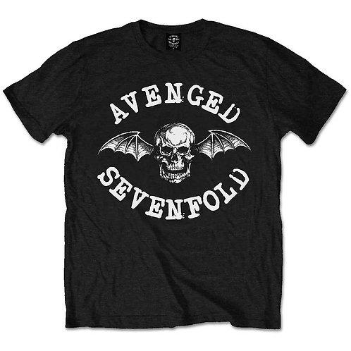 Avenged Sevenfold - Classic Death Bat (tricou unisex)