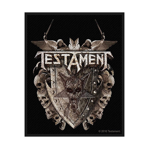 Testament - Shield (patch)
