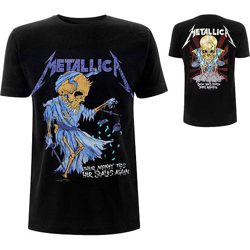 Metallica - Doris (tricou unisex)