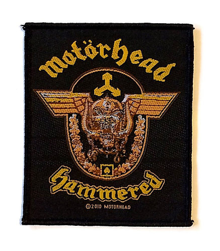Motorhead - Hammered (patch)