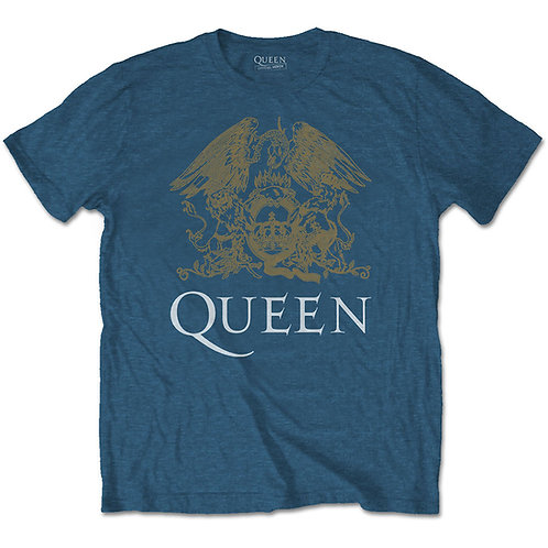 Queen - Crest (tricou unisex)
