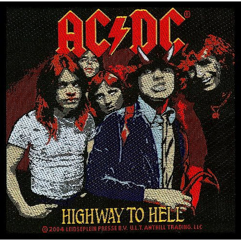 AC/DC - Highway to Hell (patch)