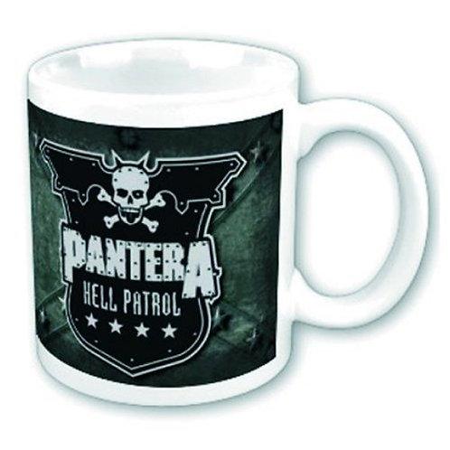 Pantera- Hell Patrol (cană ceramică)