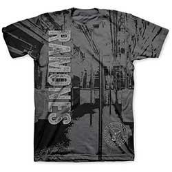 Ramones - Subway (tricou unisex)