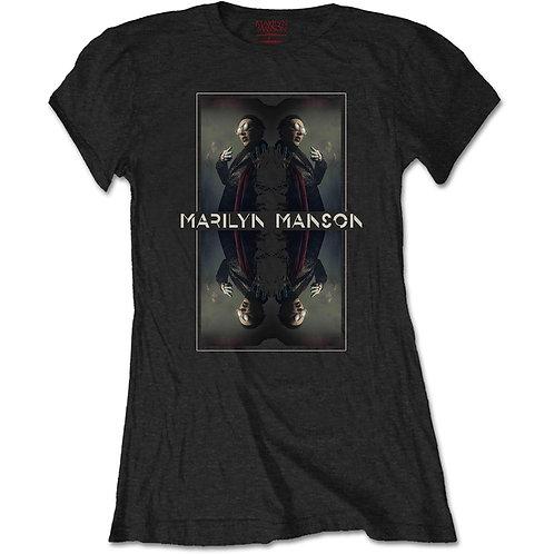 Marilyn Manson -Mirrored (bluza dama)
