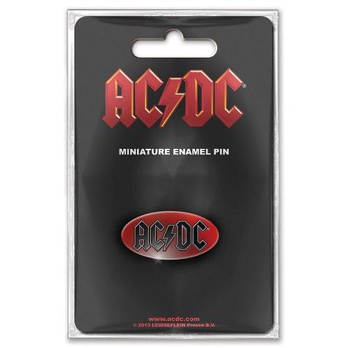 AC/DC - Oval Logo (insignă)