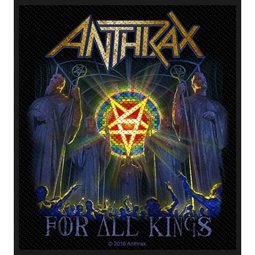 Anthrax - For All Kings (patch)