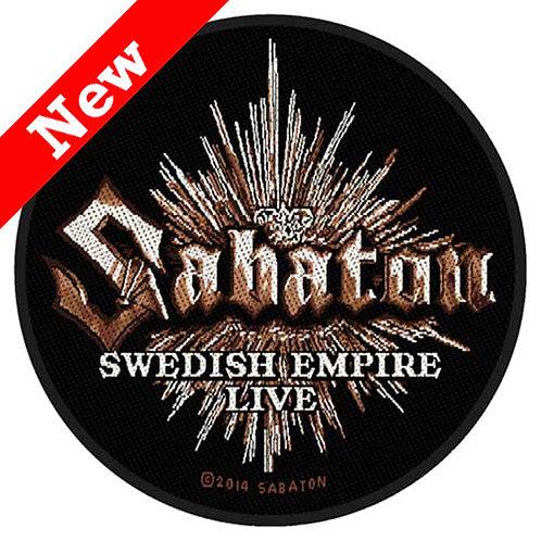 Sabaton - Swedish Empire (patch)