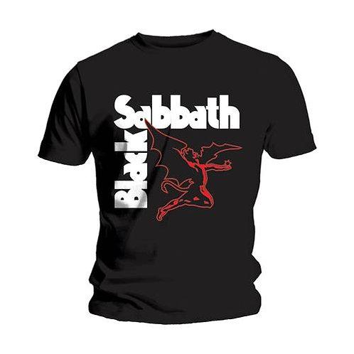 Black Sabbath - Creature (tricou unisex)