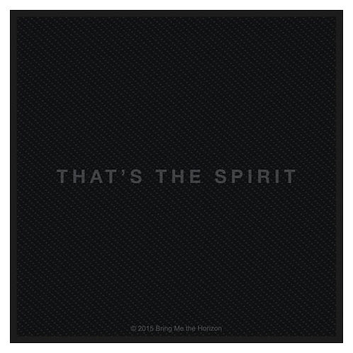 BMTH - That's the Spirit (patch)