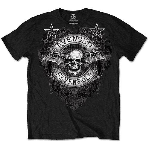 Avenged Sevenfold - Stars Flourish (tricou unisex)