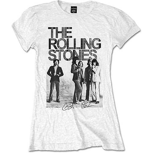 Rolling Stones - Est. 1962 Group Photo (tricou damă)
