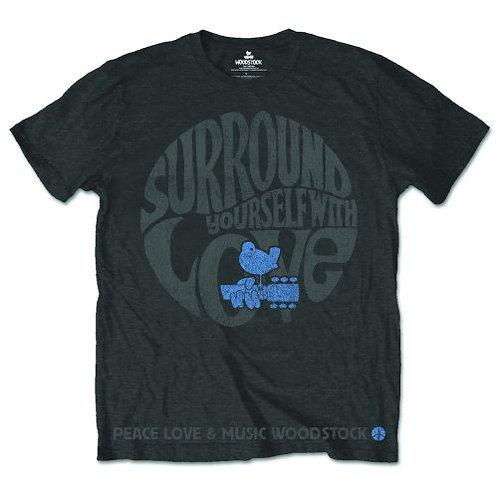 Woodstock - Surround Yourself (tricou unisex)