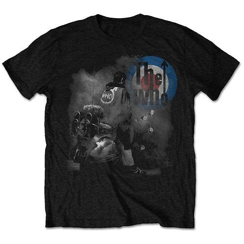 The Who - Quadrophenia Album (tricou unisex)