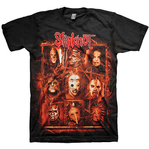 Slipknot - Rusty Face (tricou unisex)