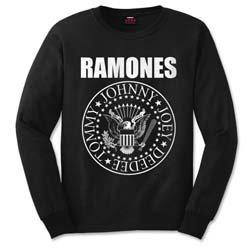 Ramones - Presidential Seal (tricou unisex)