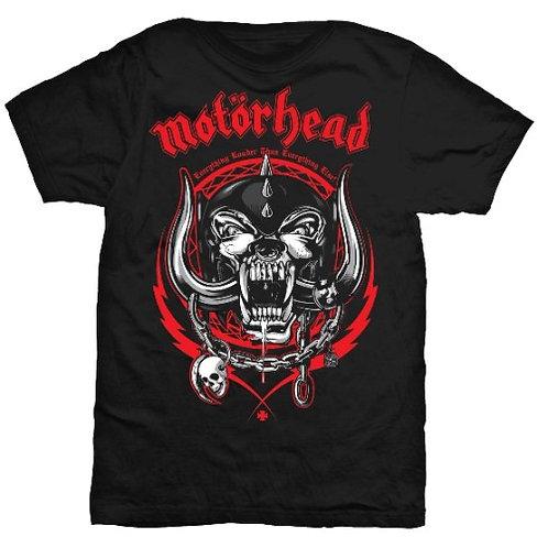 Motorhead- Lightning Wreath (tricou unisex)