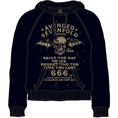 Avenged Sevenfold - Seize the Day (hanorac unisex)