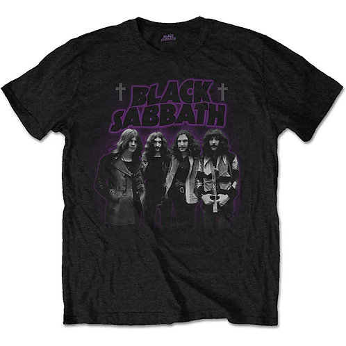 Black Sabbath - Masters of Reality (tricou unisex)