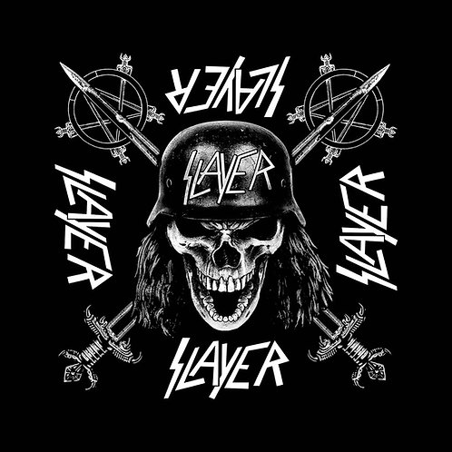 Slayer - Wehrmacht (bandana)