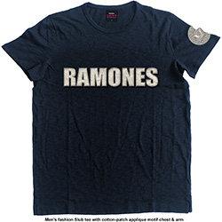 Ramones - Logo & Presidential Seal (patch aplicat)