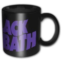 Black Sabbath - Wavy Logo (cană ceramică)