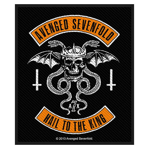 Avenged Sevenfold -Biker (patch)