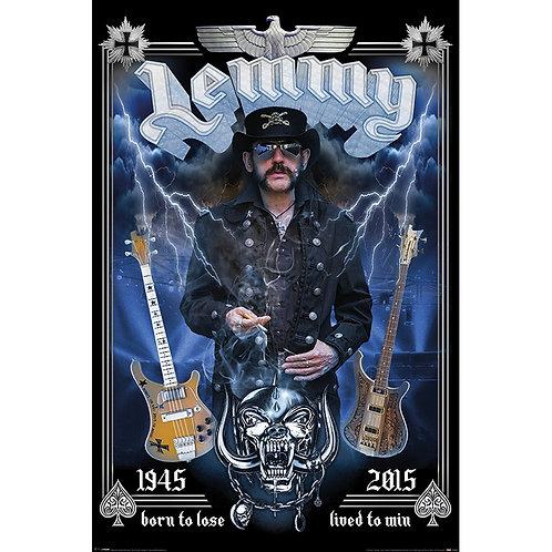 Lemmy - Commemorative (poster)