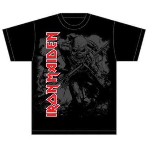 Iron Maiden - Hi-Contrast Trooper (tricou unisex)