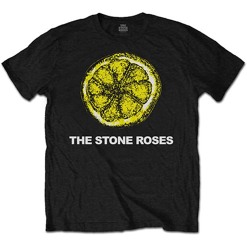 Stone Roses - Lemon 'N Logo (tricou unisex)