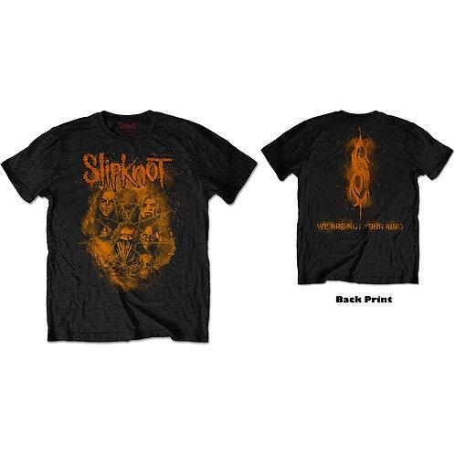 Slipknot - WANYK Orange (tricou unisex)