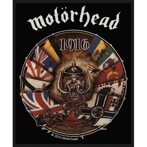 Motorhead - 1916 (patch)