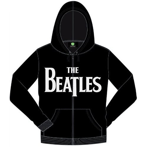Beatles, The- Drop T Logo (hanorac unisex)
