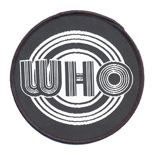 The Who - Circles (patch)