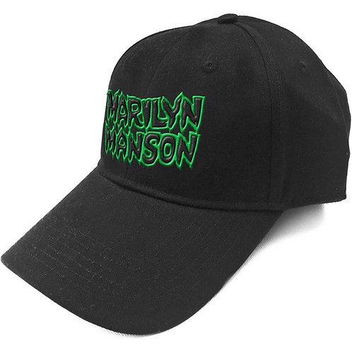 Marilyn Manson - Logo (șapcă baseball)
