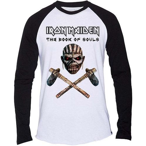 Iron Maiden - Axe Colour (tricou unisex)