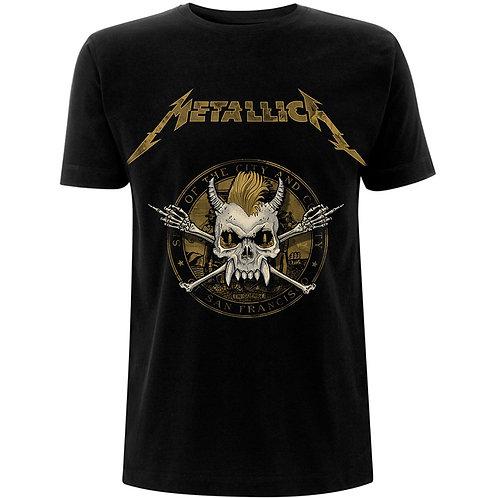 Metallica - Scary Guy Seal (tricou unisex)