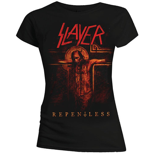 Slayer - Repentless Crucifix (tricou damă)
