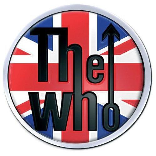 The Who - Union Jack (insignă)
