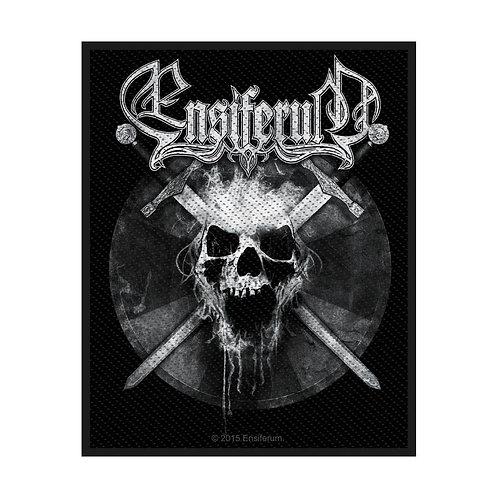 Ensiferum - Skull (patch)