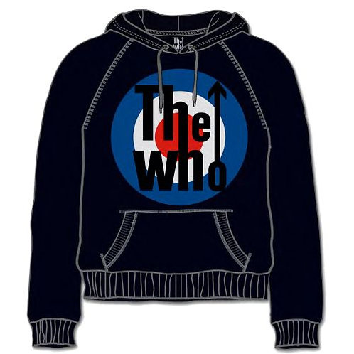 The Who - Target Classic (hanorac unisex)