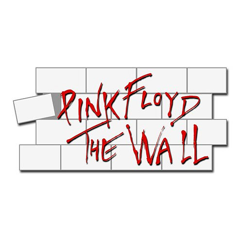Pink Floyd - The Wall (insignă)