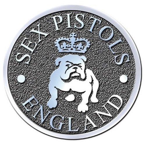 Sex Pistols - England (insignă metal)