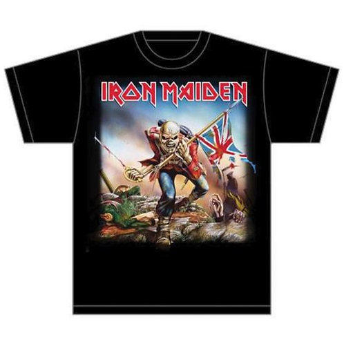 Iron Maiden - Trooper (tricou unisex)