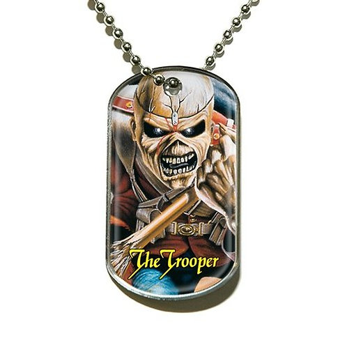 Iron Maiden - The Trooper (medalion)